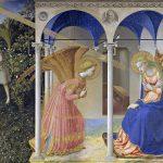 La Anunciación, Fra Angélico.