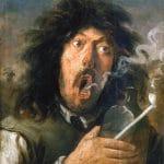 El fumador, Joos van Craesbeeck.
