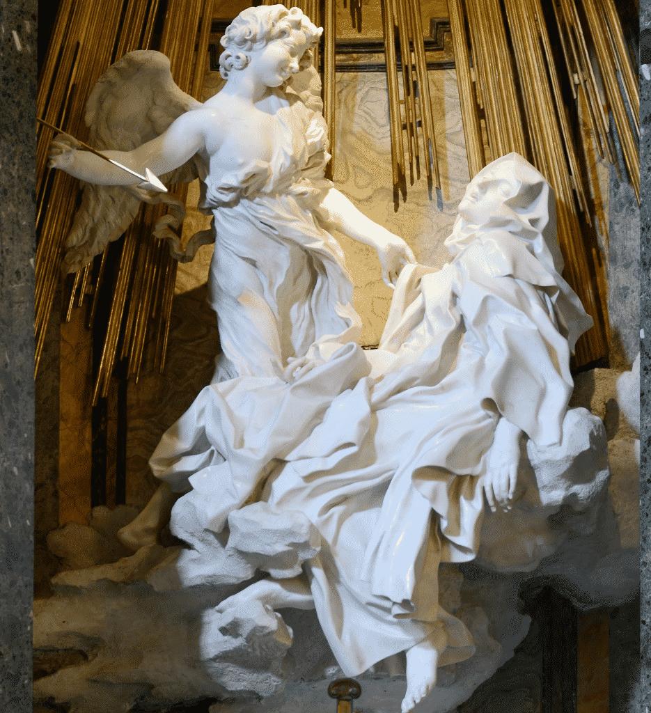 El Extasis Segun Gian Lorenzo Bernini Charlarte