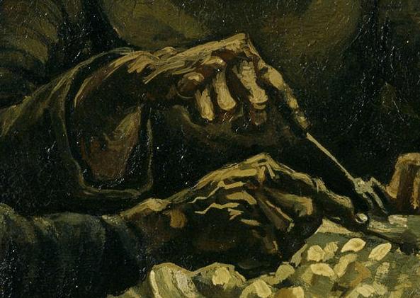 "Mi mejor obra"", Vicent Van Gogh – Charlarte"