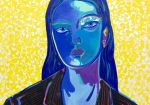 Azules - Carlota Reja