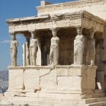 Cuando la arquitectura se humaniza, Cariátides.