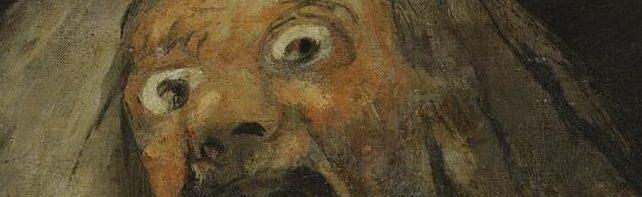 Saturno Devorando A Su Hijo Francisco De Goya Charlarte
