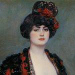 Julia Peraire, un retrato de belleza y carácter.